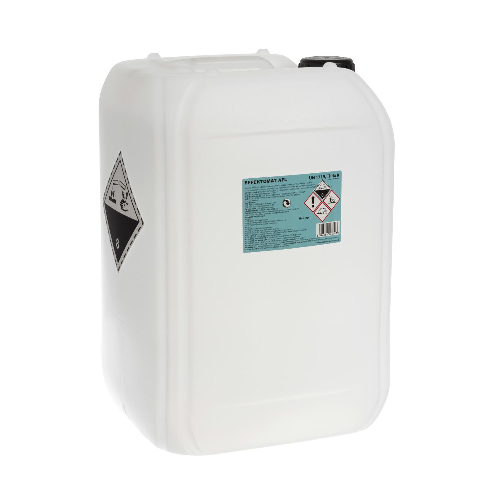 Effektomat AFL mytí myčky - balení 30 kg (65 Kč/1kg)