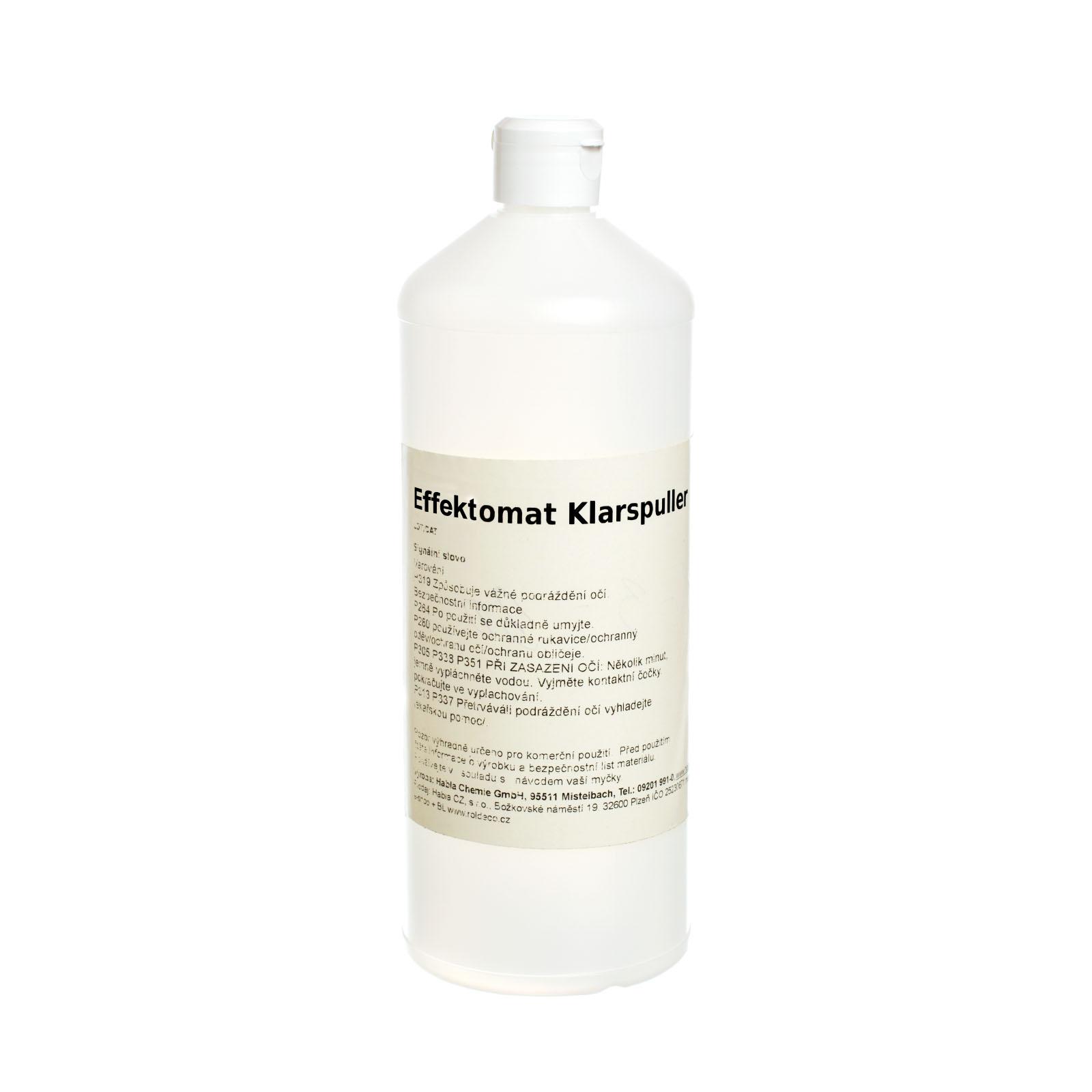Klarspuller oplach pro automatické myčky - balení 1 kg (114 Kč/1kg)