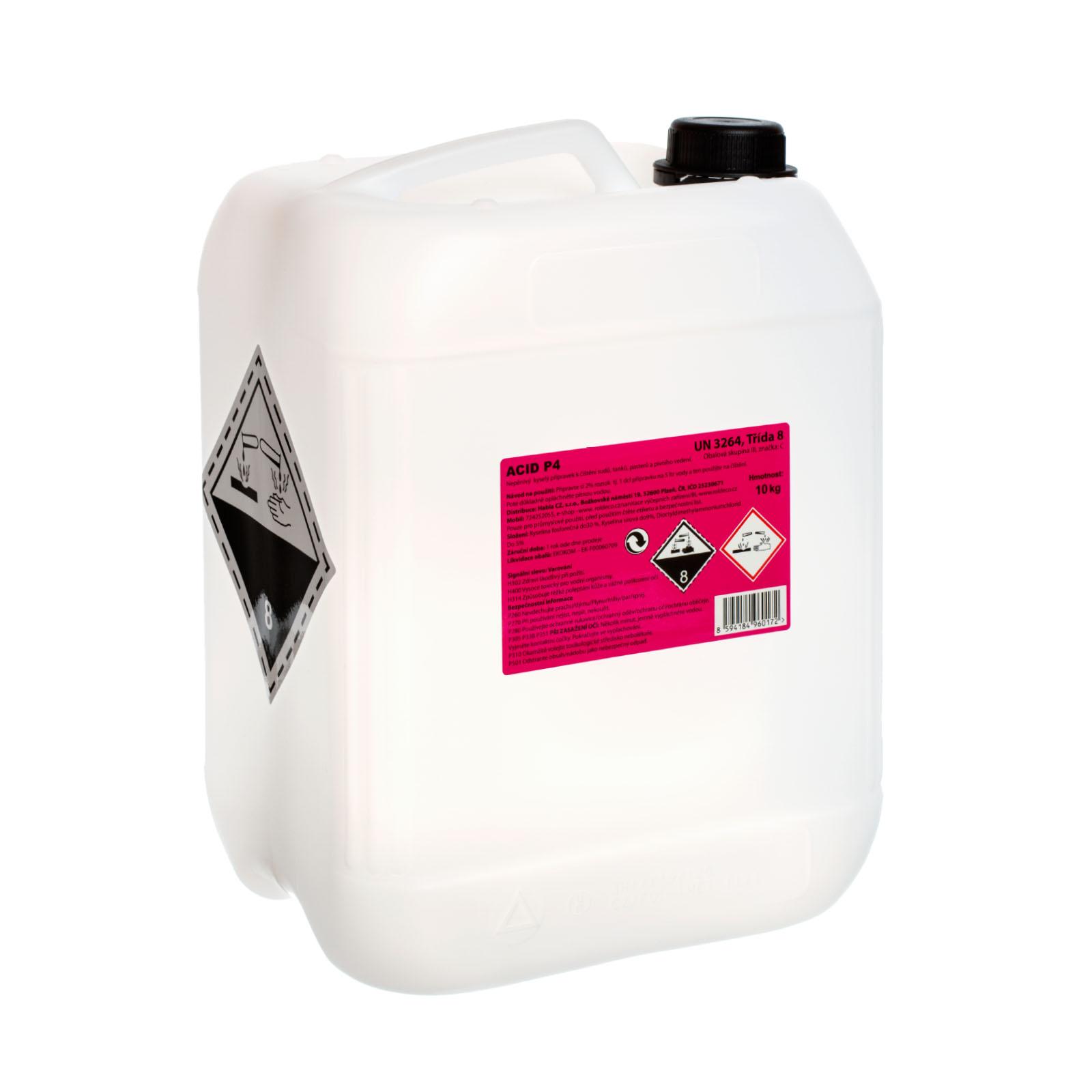 Primusol Acid P4 - balení 10 kg