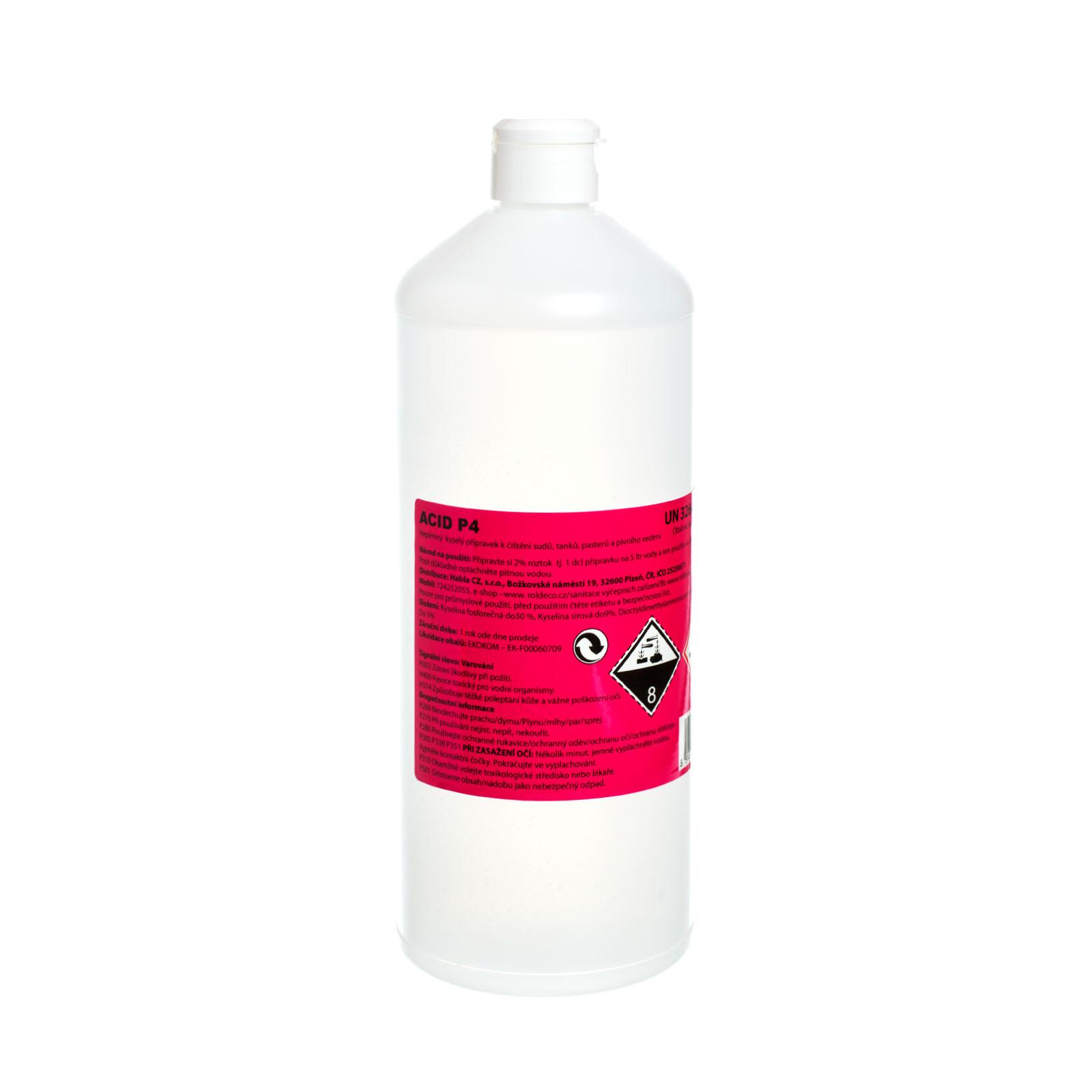 Primusol Acid P4 - balení 1 kg