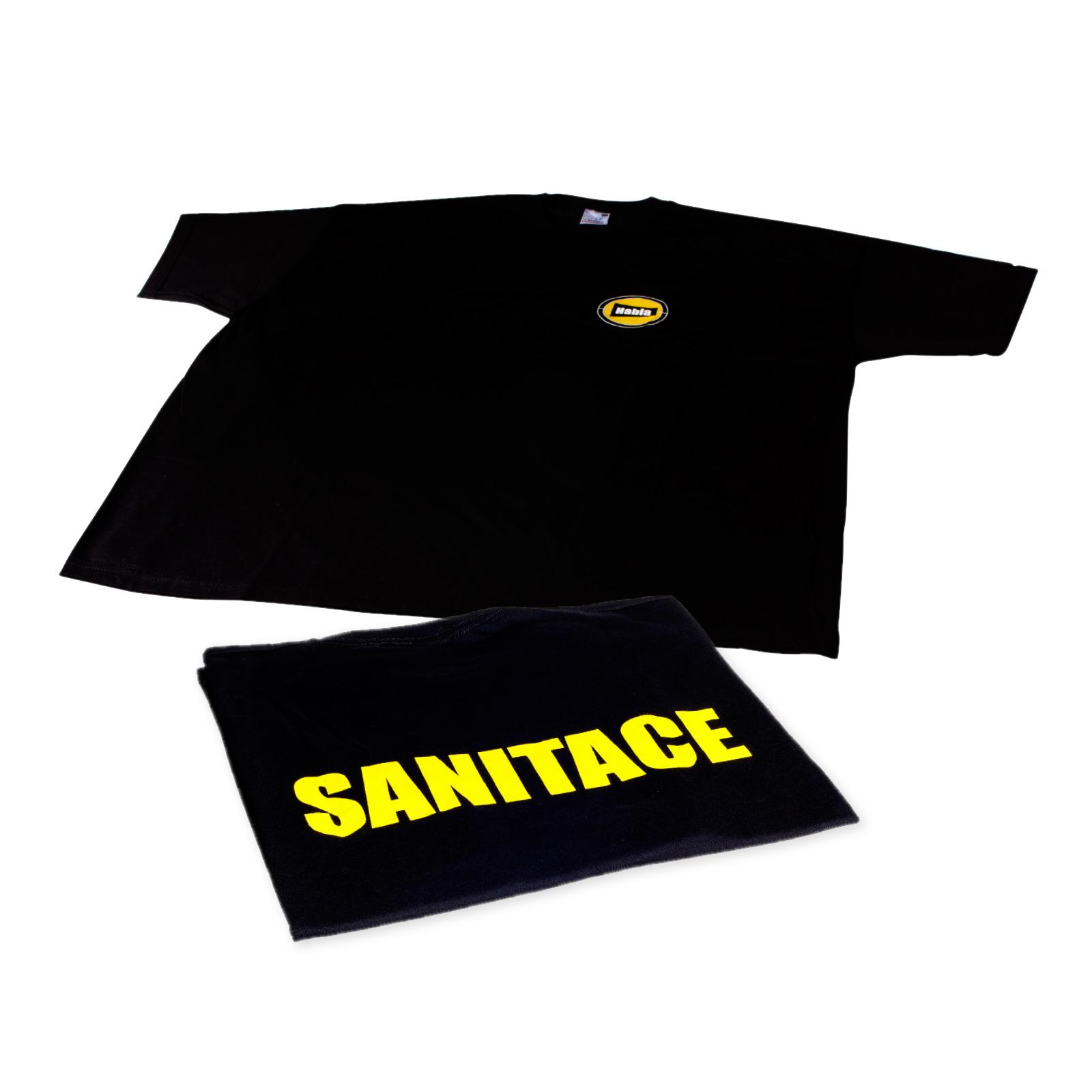 Tričko sanitace,  XXL