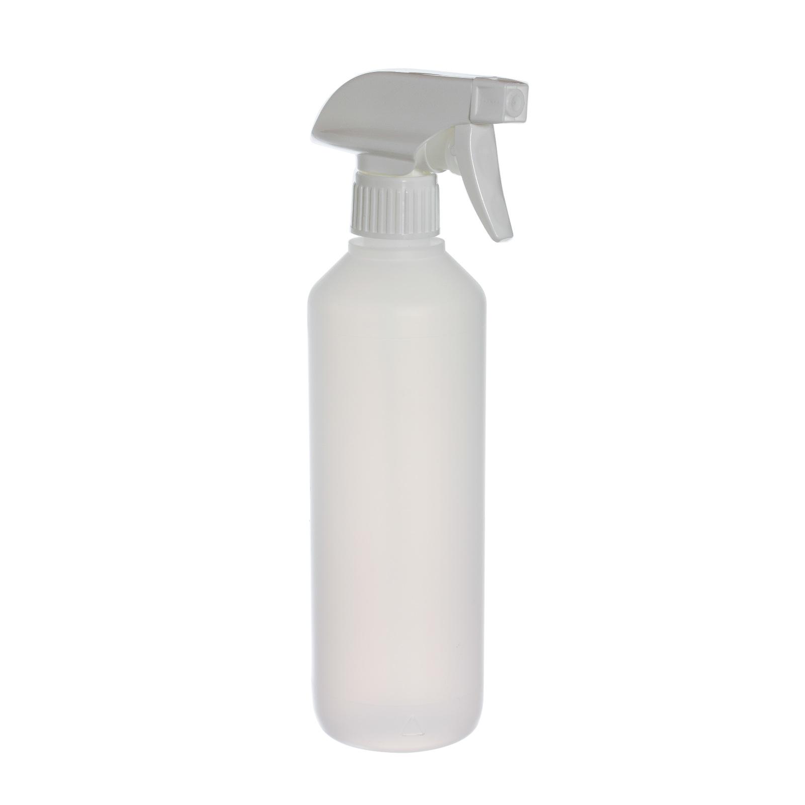 Prázdný plastový dávkovač 0,5 litr