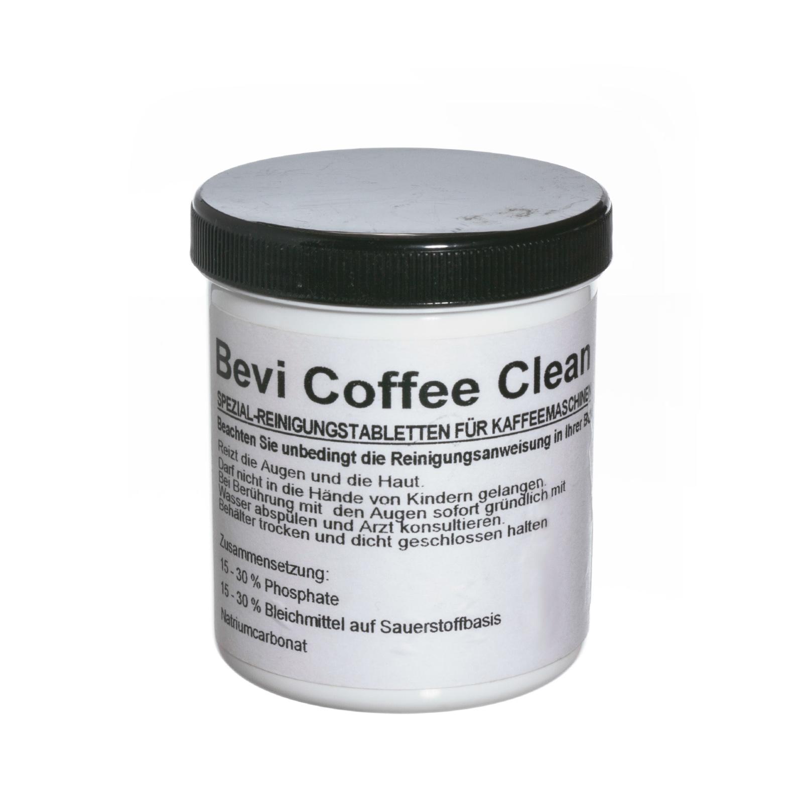 Sanitační tablety pro kávomaty